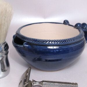 Large shaving scuttle bowl suribachi