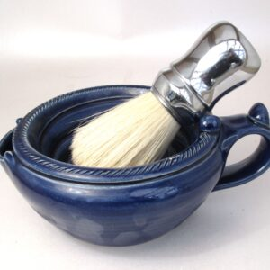 Large Shaving Scuttle Bowl